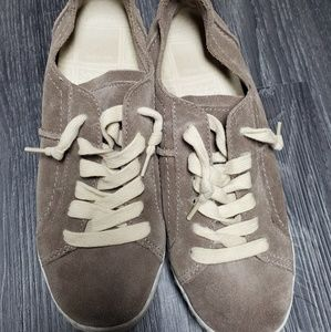 Dolce suede sneakers